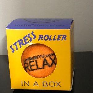 I am selling a stress ball!